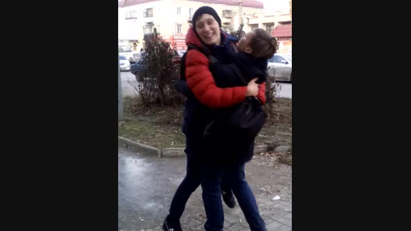 Егор и Кошечка