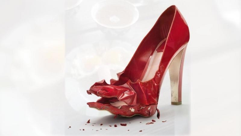 Не купил жене туфли.....