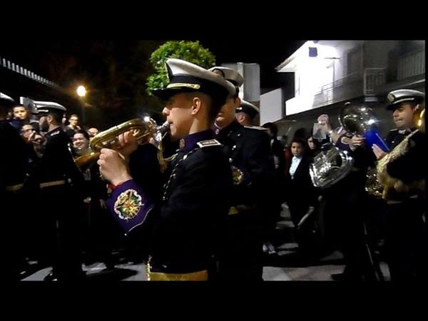 Marcha REAL AVE MARIA CCTT Los Moraos Pollinica ALHAURIN de la TORRE 2018 23 03