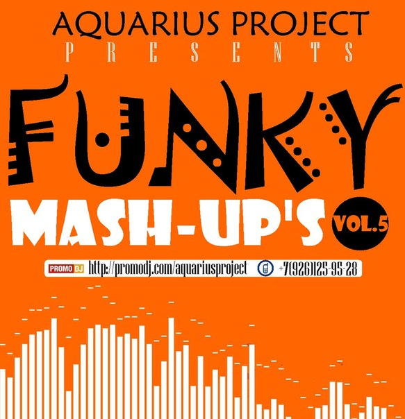 DJ Dmich and Max Angel - Funky Mash-Up's (Volume 5) [2012]