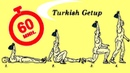 Что будет если 60 мин Делать турецкий подъем ВЫЗОВ 100 на 100 ГИРЕВОЙ МАРАФОН День 6