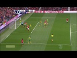 Манчестер Юнайтед - Норвич Сити 4-0 (26 апреля 2014 г, Чемпионат Англии)