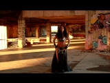 Diana Bastet Metal Belly Dance. Paranoid
