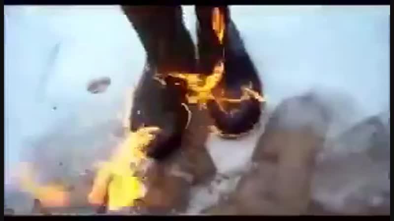 Как Гарик Relax спалил дерево.