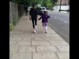 Victoria &amp Harper Beckham