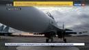 Новости на Россия 24 Из Иркутска в Курск отправился истребитель нового поколения СУ 30СМ