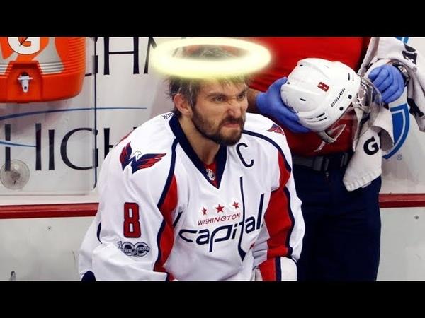 ЧТО ТВОРИТ ОВЕЧКИН В НХЛ\ WHAT IS CREATING OVECHKIN IN NHL