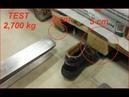 Test: Steel toe cap shoes - Test boty z ocelovou špičkou