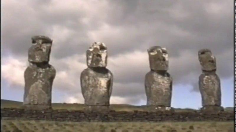 Эрих фон Дэникен Великаны острова Пасхи 720 HD