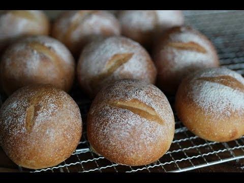 Aruch(アルーチ)パン教室動画レッスン~基本の丸パン~Bread Pain