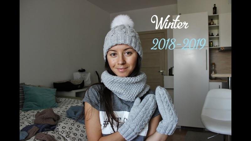 Вязаные комплекты зима 2018 2019 Вяжем сами