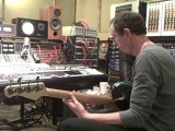 Alain Clark &amp Pino Palladino in the studio - Good Days (recording Bass)