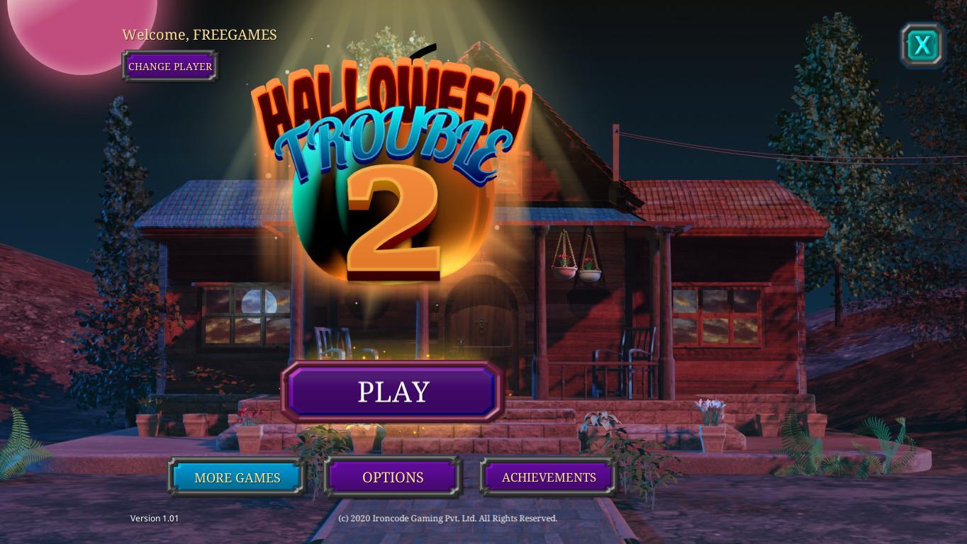 Беда в Хэллоуин 2 | Halloween Trouble 2 (En)