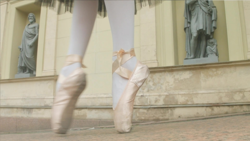 Балерина Энджия