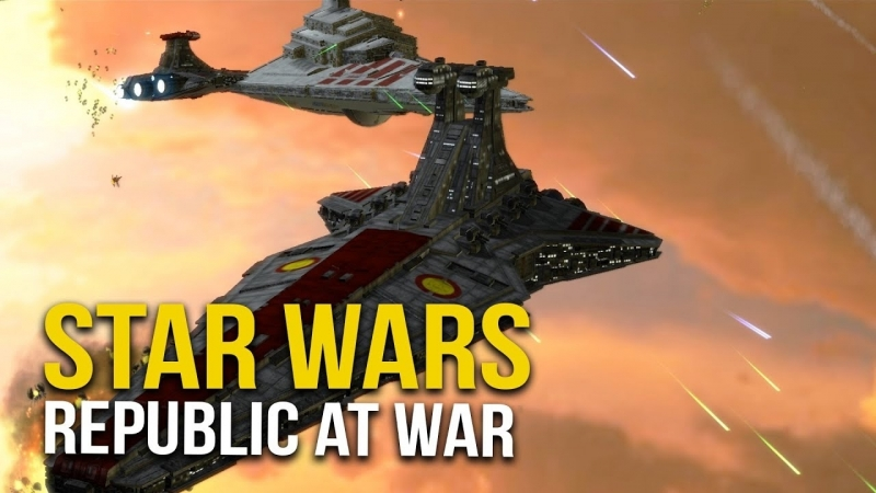 [TheXPGamers] STAR WARS REPUBLIC AT WAR! Ep 21 - Go for the shipyards!