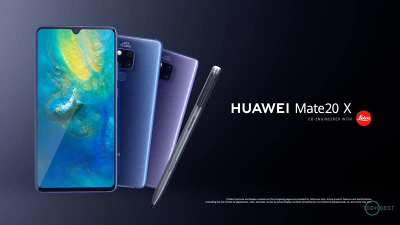 Huawei Mate 20 X Official - The 7.2 MONSTER PHONE