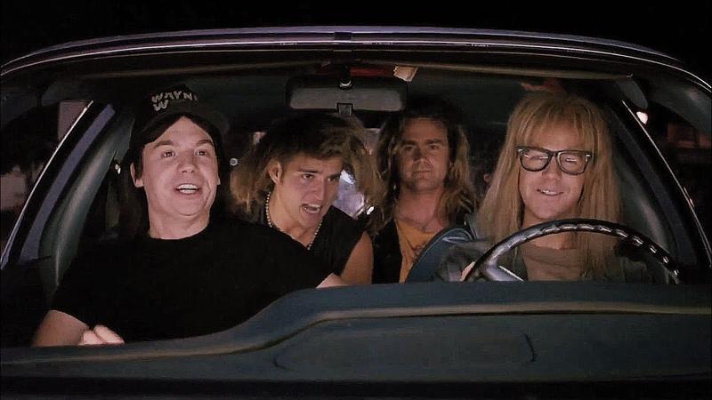 Wayne's World Bohemian Rhapsody 1992 Clip Szene 1080p HD Deutsch