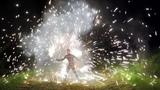 Fire show (Misha-Fakir, Pavel Kustov)