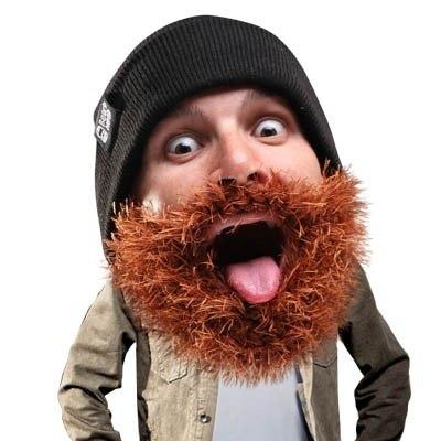 Шапка с бородой в сообществе
