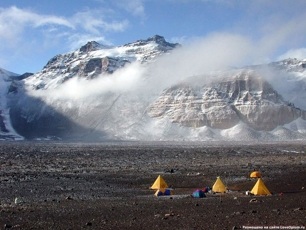 Сухие долины Мак–Мердо – сказочный островок на территории вечной мерзлоты
