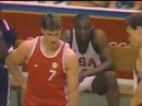 1988 Olympics Basketball USA v USSR part 5 of 7