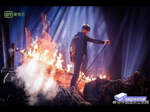 Dimash Screaming 💕❤️ Idol Hits Music Show 21.09.2018