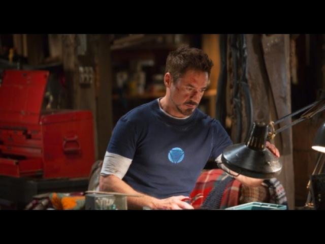 Железный человек 3 Iron Man 3 2013 Трейлер HD 720 tktpysq xtkjdtr 3