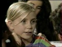 Mariana, beautiful blond girl (novela El Arbol Azul)