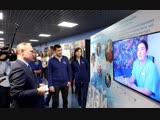 Владимир Путин присоединился к благотворительному проекту «Мечтай со мной»