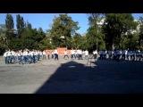 Флешмоб)))) Школа вожатих 2014