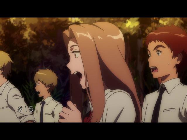 Digimon Adventure tri. | Глава четвёртая 15-я серия [ iSergey123 Pairo77 Miori ]