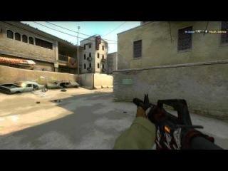 [CS GO] Mr.Speart -4 on de_dust2 @ matchmaking