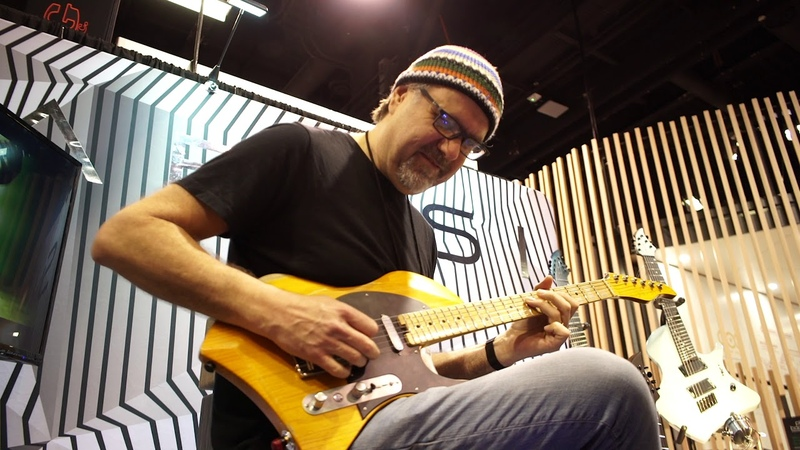 Some really sick playing transpired at NAMM 2019... [Part 1]