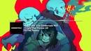 Bad Time Trio Undertale AU - Phase 1 Triple The Threat V2 NITRO Remix