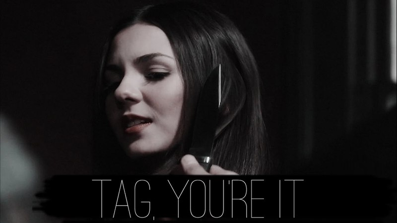 Lindy Sampson   Tag, You're It [Eye Candy]