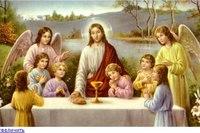 """В поздравлении, в частности, говорится:  """"24 апреля весь христианский мир отмечает светлый день Воскресения Христова."""