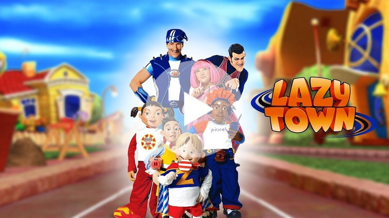 LazyTown S02E15 - Once Upon a Time
