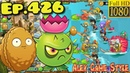 Plants vs. Zombies 2 - Hard level with Homing Thistle - Big Wave Beach Day 31 Ep.426