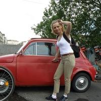 Рисунок профиля (Анна Гулянская)