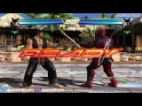 Tekken Tag Tournament 2 - Online Matches Ep.137 | The Electric Fence