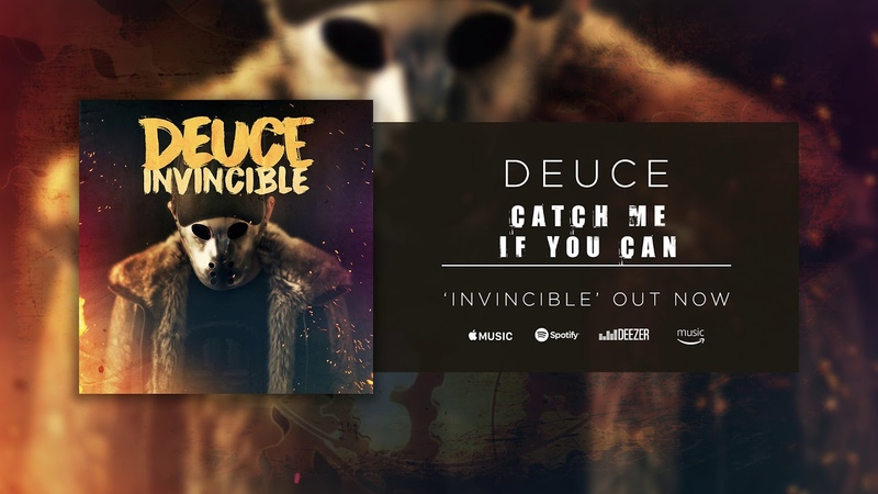 Deuce - Catch Me If You Can (Official Audio)
