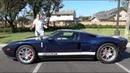 Я купил Ford GT 2005 года - машину своей мечты!