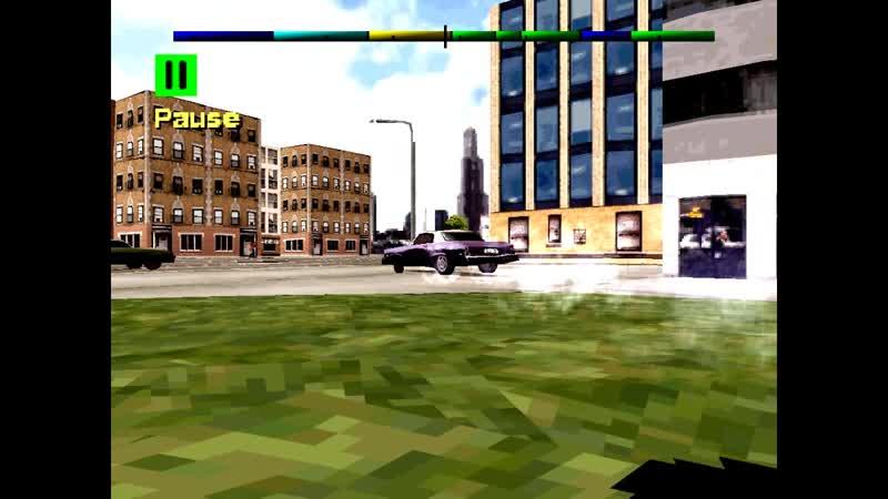 Driver 2 - Bank Job (ps1 colours)