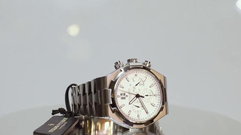 Обзор часов от Breitling, Rolex и Vacheron Constantin