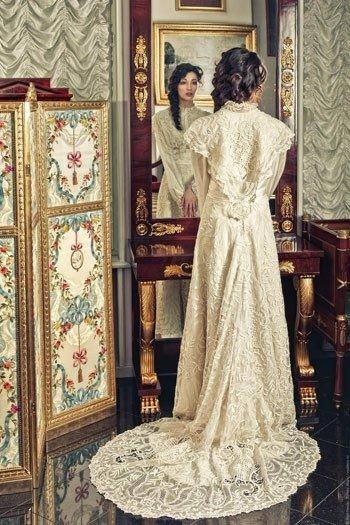 Музейный экспонат: кольцо императрицы Александры Федоровны (супруги царя Николая II