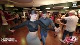 Panagiotis &amp Viktorija - social dancing @ LA ROCHELLE LATIN FESTIVAL SBK 2