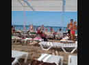 Танец «Я банан» на пляже парк-отеля «Восход» 🌊