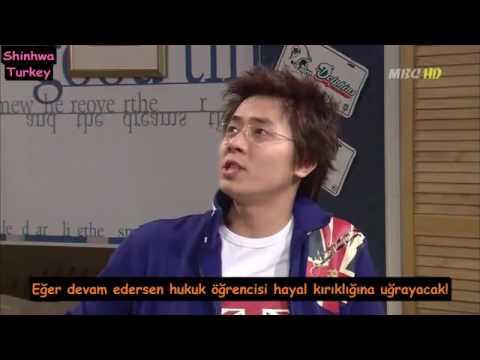 Jang Geun Suk Andy'i Taklit Ediyor ~ NonStop S.4 Ep.137 (Türkçe Altyazılı)