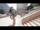 Urban trial biking with Monster Energy's Fred Crosset