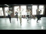 Sharaya J - Banji jazz-funk workshop by Oleg Kasynets - Dance Centre Myway
